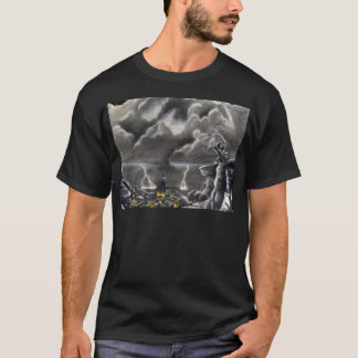 嵐の呼出し Tシャツ