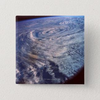 嵐の形成 5.1CM 正方形バッジ