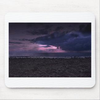 嵐の日没 マウスパッド