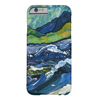 嵐の海 BARELY THERE iPhone 6 ケース