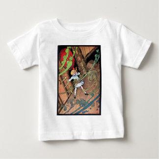 嵐の船 ベビーTシャツ
