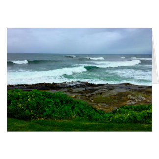 嵐カードの前の西海岸の平静 カード