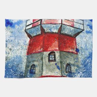 嵐2の灯台 キッチンタオル