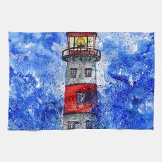 嵐4の灯台 キッチンタオル
