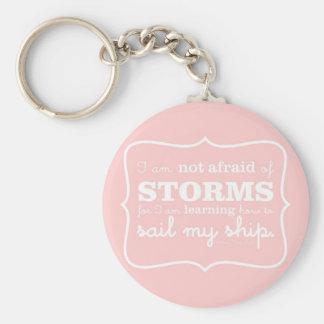 嵐-ピンクを恐れていない キーホルダー