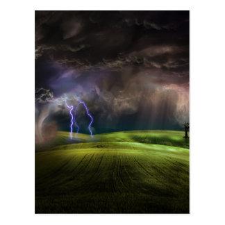 嵐 ポストカード