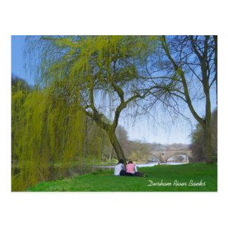川によって泣くこと ポストカード