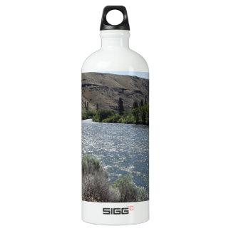 川のくねり ウォーターボトル