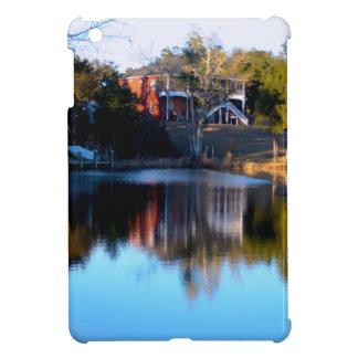川の反射 iPad MINI カバー