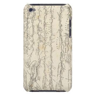 川の地図書の地図 Case-Mate iPod TOUCH ケース