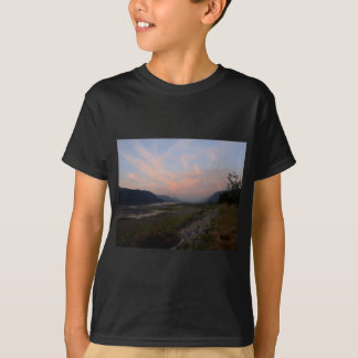 川の方法 Tシャツ