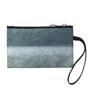 川の朝の霧 コインパース