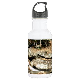 川の穂先の滝Windham郡ヴァーモント ウォーターボトル