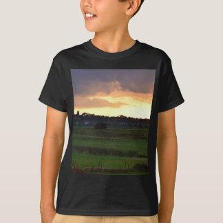 川のBlytheのはんらん原 Tシャツ