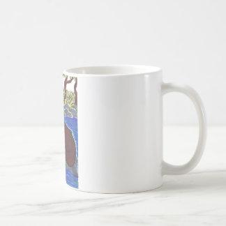 川カワウソ コーヒーマグカップ
