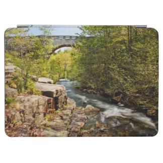 川上の橋 iPad AIR カバー