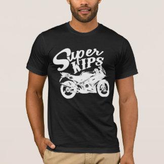川崎の忍者のSportbikeのTシャツ Tシャツ