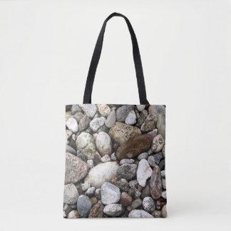 川床の石 トートバッグ