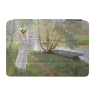 川1890年による歩行 iPad MINIカバー