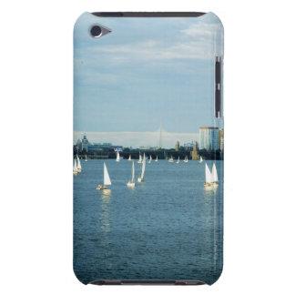 川、チャールズ川、ボストン、2のヨット Case-Mate iPod TOUCH ケース