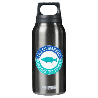 川、印、ニュージャージー、米国への投げ出す下水管無し 断熱ウォーターボトル