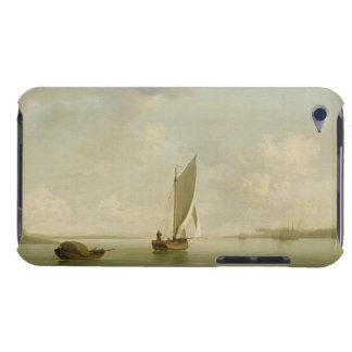 川、cの軽い微風の帆の下の平手で打 Case-Mate iPod touch ケース