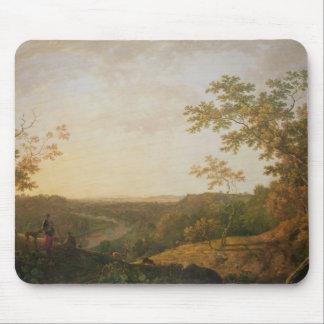 川Dee、c.1761の眺め マウスパッド