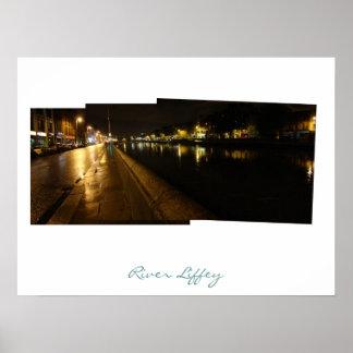 川Liffey ポスター