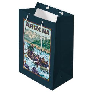 川RaftingArizona ミディアムペーパーバッグ