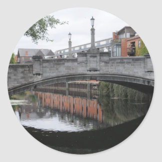 川Wensum、ノーリッジの反射 ラウンドシール