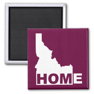 州の冷蔵庫用マグネットからのアイダホの家の遠くに マグネット
