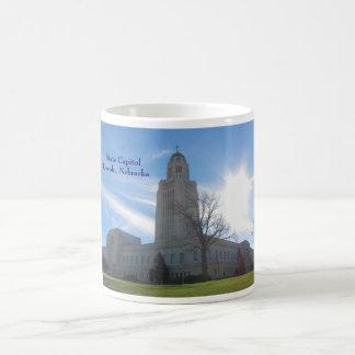 州の国会議事堂リンカーンのNEのマグ4 コーヒーマグカップ