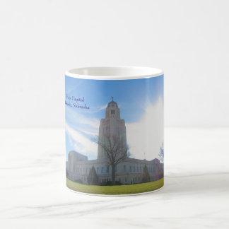 州の国会議事堂リンカーンのNEのマグ4p コーヒーマグカップ