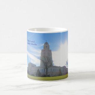 州の国会議事堂リンカーンのNEのマグ5N コーヒーマグカップ