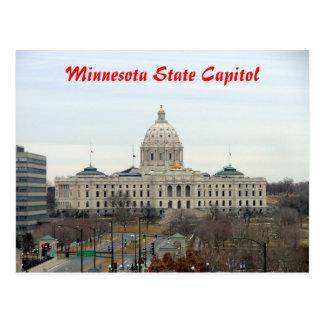 州の国会議事堂 ポストカード