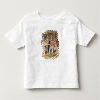 州の統一 トドラーTシャツ