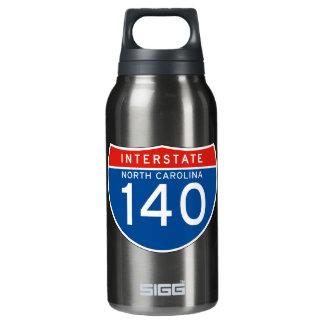 州連帯の印140 -ノースカロライナ 断熱ウォーターボトル