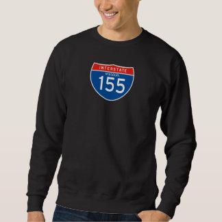 州連帯の印155 -ミズーリ スウェットシャツ