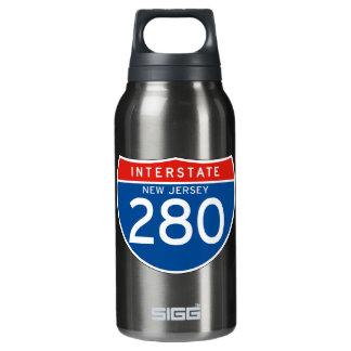 州連帯の印280 -ニュージャージー 断熱ウォーターボトル