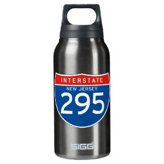 州連帯の印295 -ニュージャージー 断熱ウォーターボトル