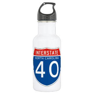 州連帯の印40 -ノースカロライナ 532ML ウォーターボトル