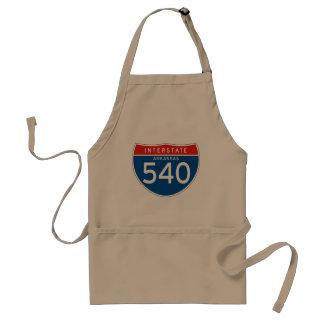 州連帯の印540 -アーカンソー スタンダードエプロン
