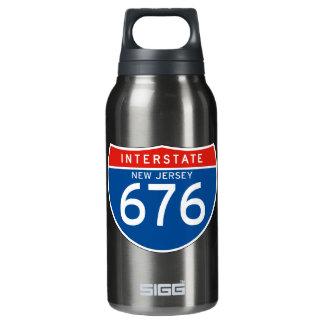 州連帯の印676 -ニュージャージー 断熱ウォーターボトル