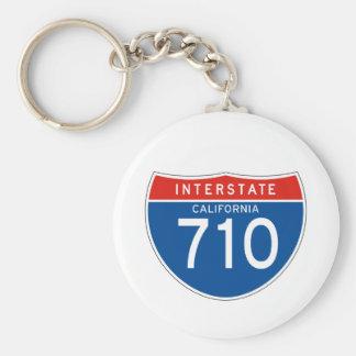 州連帯の印710 -カリフォルニア キーホルダー