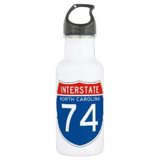 州連帯の印74 -ノースカロライナ 532ML ウォーターボトル