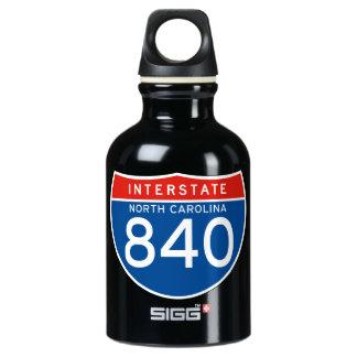 州連帯の印840 -ノースカロライナ ウォーターボトル
