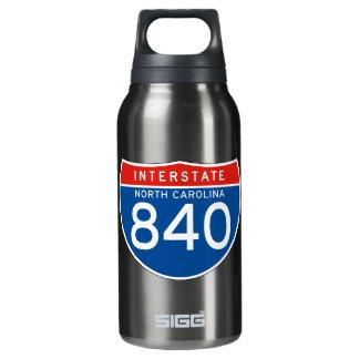 州連帯の印840 -ノースカロライナ 断熱ウォーターボトル