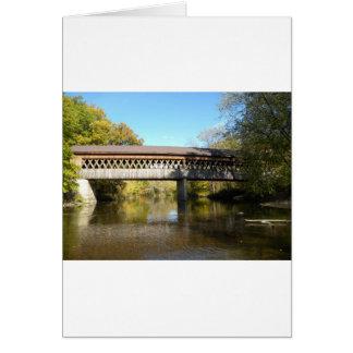 州Rd橋Ashtabula郡オハイオ州 カード