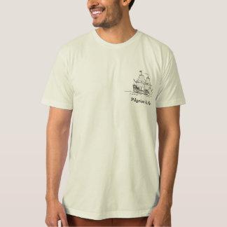 巡礼者の生命 Tシャツ