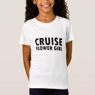 巡航のフラワー・ガール Tシャツ
